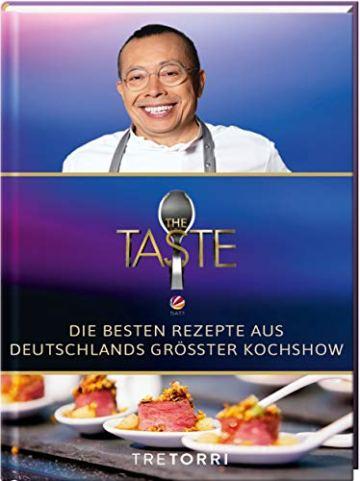 The Taste: Die besten Rezepte aus Deutschlands größter Kochshow - Das Siegerbuch 2018 - 1