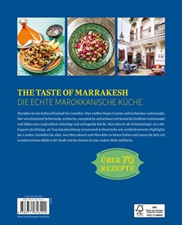 The taste of Marrakesh - Die echte marokkanische Küche - 2