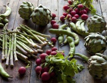 Zum Glück Gemüse. 350 Gemüserezepte für alle Jahreszeiten: Die Bibel der Gemüse Küche - 8