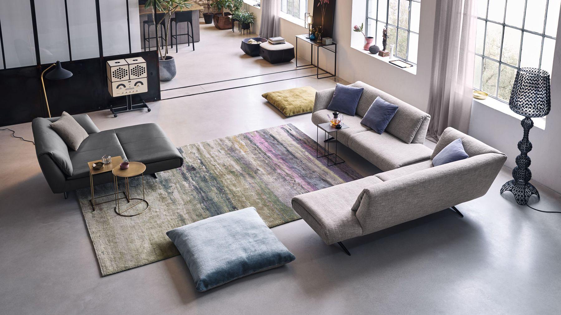 Möbel Design Luzern Ecksofa Luzern Wohnlandschaft L Sofa Stoff