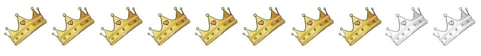 Bewertung zu King of Scars. 8/10 Krönchen.