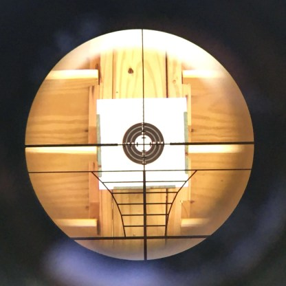 2-6X32 AOEG Scope View