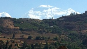a massive mountain view - we will be there soon.