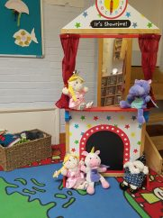 Our puppet theatre