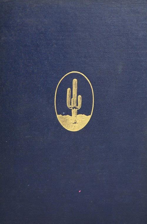 The Southwest in Literature: An Anthology for High School by Mabel Major and Rebecca W. Smith. Illustrated by W. Herbert Dunton.