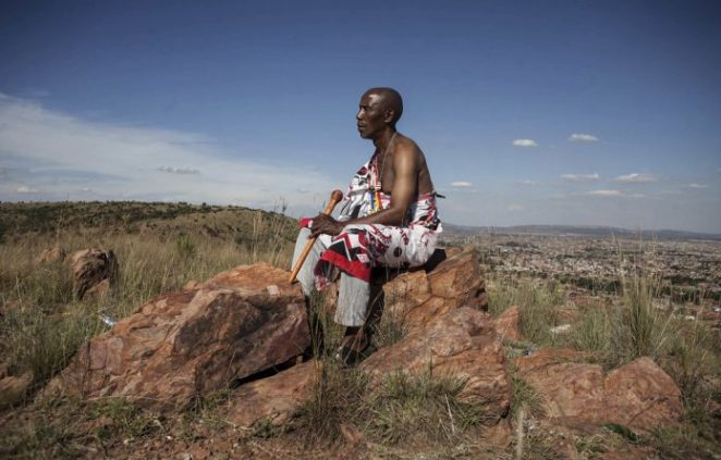Healing resurrects blighted land above Mamelodi - The Mail & Guardian