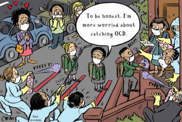 Cartoon: Carlos on kids returning to school The Mail & Guardian