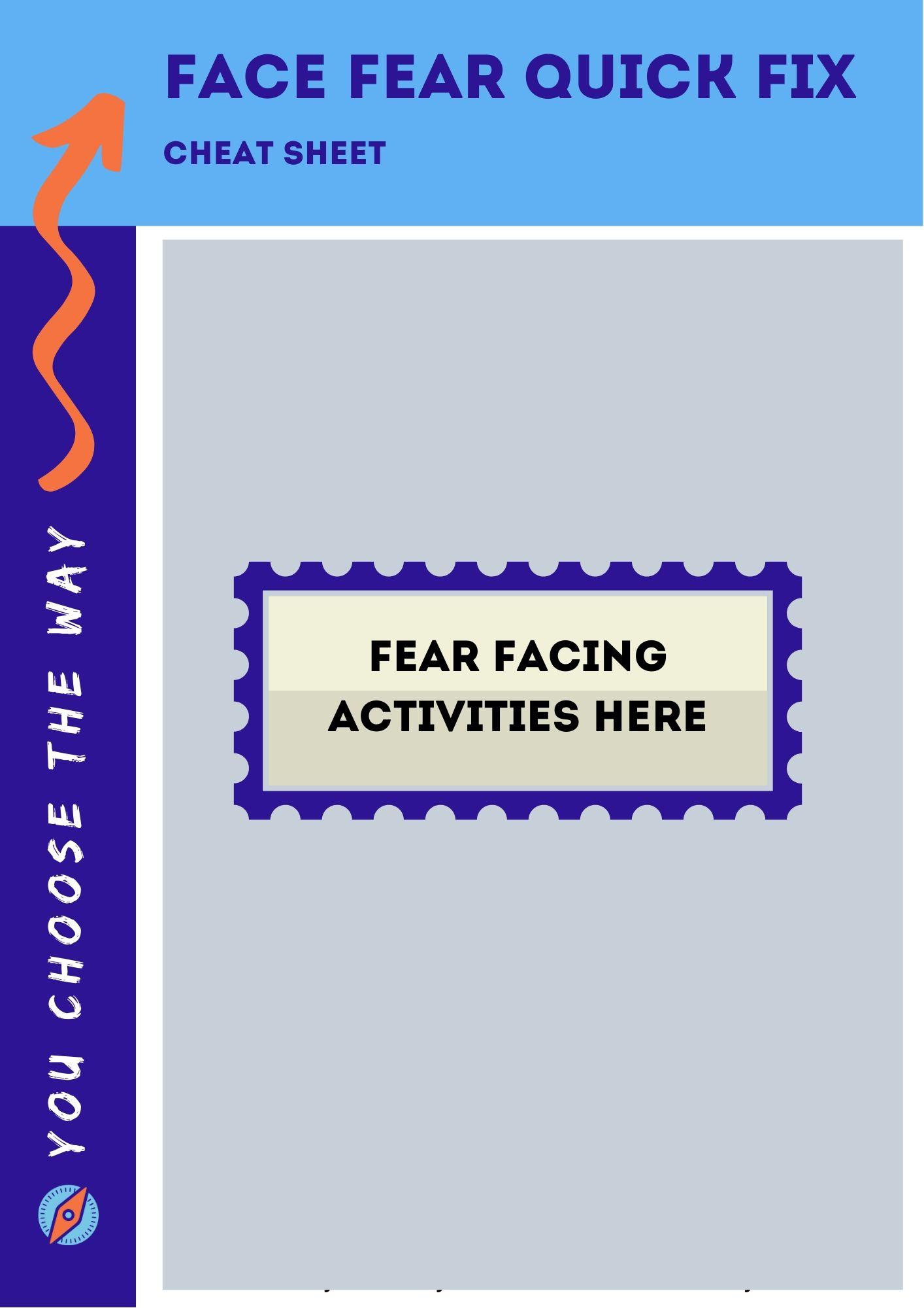 Face Fears Newsletter