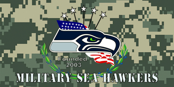 Military Sea Hawkers logo