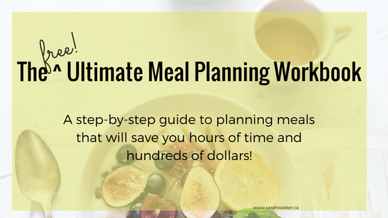The Ultimate Meal Planning Guide for Busy Families
