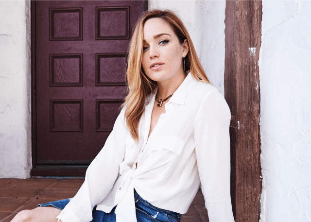 caity lotz booking agent