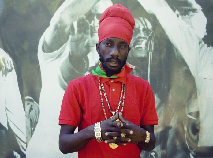 Sizzla | Booking Agent | Live Roster | MN2S