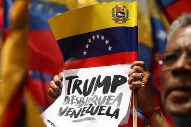 """El presidente venezolano habló sobre las sanciones de EE.UU.: """"¿Quieren batalla? Vamos a la batalla pues. Estamos listos"""""""