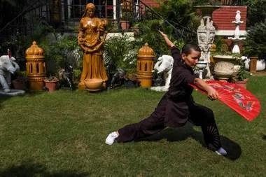 Según las monjas, la cultura del patriarcado está muy arraigada en la región