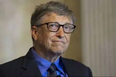 Bill Gates es la segunda persona más rica del mundo detrás de Jeff Bezos, el creador de Amazon