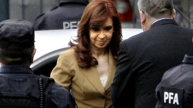 Cristina Kirchner está a punto de ser llevada a juicio oral en la causa por la venta de dólar futuro