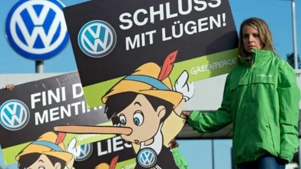 El escándalo ha dañado profundamente la imagen de Volkswagen.