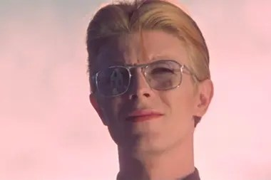 Bowie se encontraba a punto de abandonar a Ziggy Stardust para grabar en Estados Unidos Young Americans