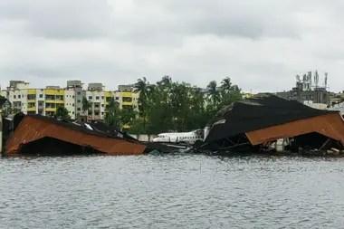 Amphan es el primer superciclón que se forma en la Bahía de Bengala desde 1999, con vientos de hasta 185 kilómetros en el mar