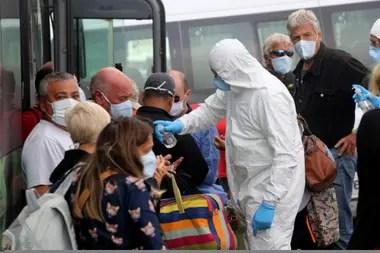 Coronavirus hoy en Uruguay: cuántos casos se registran al 14 de Octubre