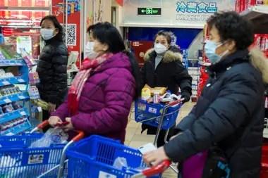 Pekín se sumó al aislamiento