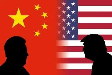 La guerra comercial entre China y los Estados Unidos arrastra muchas de las teorías conspirativas sobre el origen del coronavirus