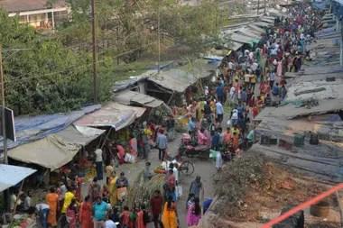 Aumentan los casos en la India