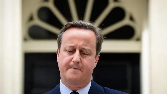 David Cameron preocupado por los resultados del jueves 23 de junio