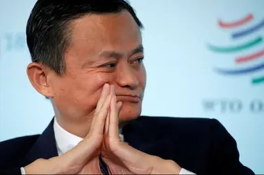 The creator of Alibaba was noted for his cooperation in the fight against covid-19