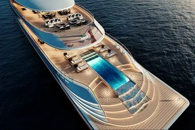 El costo de la embarcación es de 645 millones de dólares