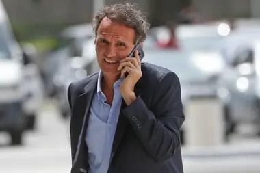 El ministro de Obras Públicas, Gabriel Katopodis, se quedó sin tres funcionarios de su gabinete