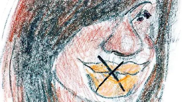 """Cristina Kirchner criticó una caricatura de Sábat: """"¿Nos quieren calladitas y obedientes?"""""""