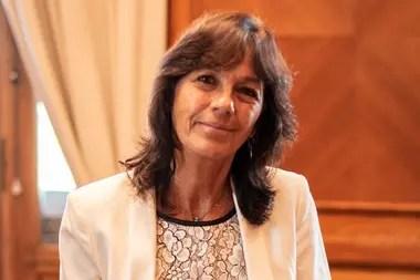 La secretaria de Legal y Técnica, Vilma Ibarra