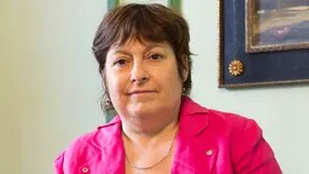 Graciela Ocaña, postulante de Cambiemos
