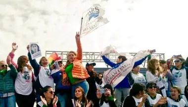Las mujeres que presentaron a La Plata como opción de sede para el próximo ENM