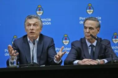 Macri y Pichetto encabezaron la fórmula presidencial de Juntos por el Cambio
