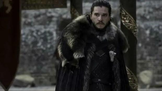 Kit Harington y la difícil tarea de decirle adiós a Jon Snow