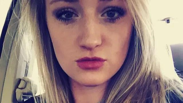 Ashley tenía 18 años. Foto: Facebook