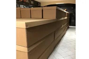 Coronavirus: en Ecuador comienzan a enterrar a los muertos en ataúdes de cartón