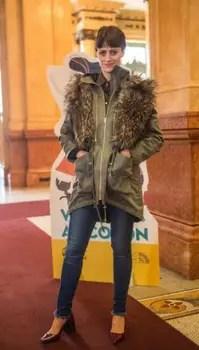 Mónica Antonopulos, con nuevo look; ¿qué opinan?. Foto: LA NACION
