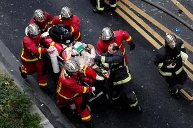 La nueva víctima es una mujer que posiblemente estaba en el edificio en el momento de la explosión