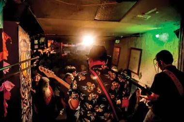 The Prestes, ska-punk, de los más activos del under paceño