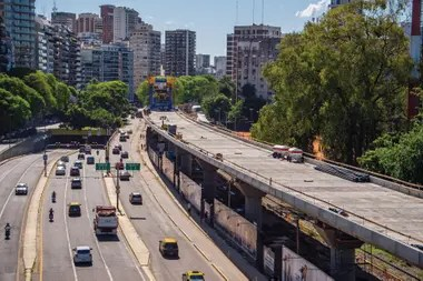 Av. del Libertador, next to the Mitre Viaduct (will be ready in 2019)