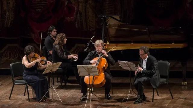 El Jerusalem Chamber Music Festival en un concierto correcto, pero sin alma