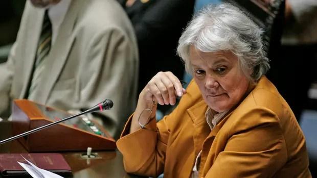 Lucía Topolansky asumió la vicepresidencia del Uruguay