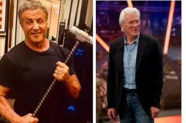 Después de este conflicto, Gere creía que Stallone era el creador del rumor de que de su trasero habían sacado un hámster vivo, al que Stallone afirma que en ningún momento le dio vida a esa leyenda urbana de Hollywood.