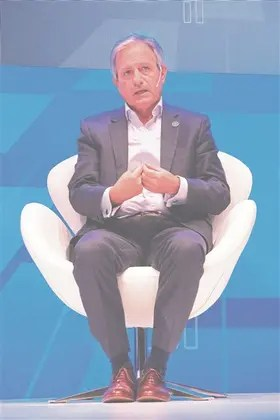 Andrés Ibarra, ministro de Modernización