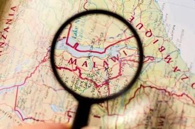 El Lago Malawi ocupa gran parte de la extensión del país