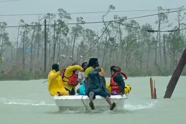 Un evento climático catastrófico puede provocar un