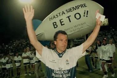 Gimnasia La Plata es el último club en el que actuó Márcico, que lo califica como